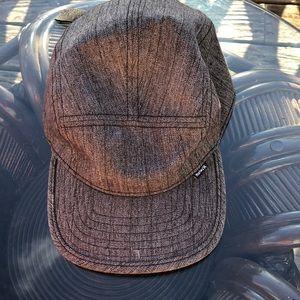 Hurley adjustable hat
